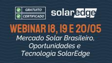 Mercado Solar Brasileiro,  Oportunidades e Tecnologia SolarEdge